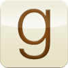 Goodreads social media icon