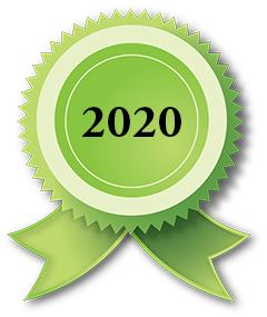 2020 Ruban du prix d'excellence en leadership pour la qualité et la sécurité