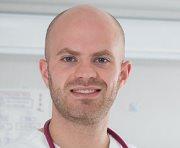 PEI nurse, Andrew Fudge