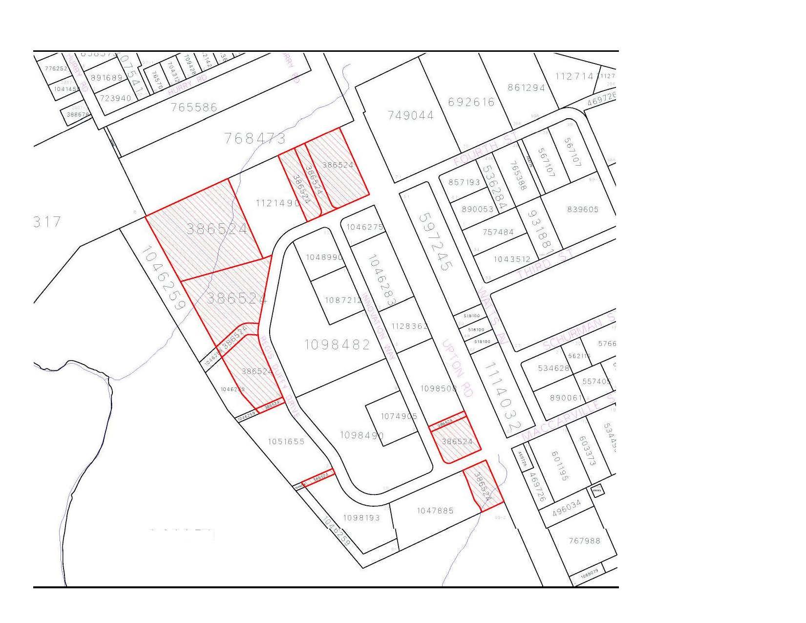 BioCommons  Business Park site map