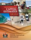 Thumbnail of Capital Estimates cover