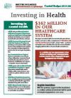 Thumbnail of Capital Budget Health Investments Backgrounder