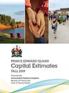 PEI Capital Budget 2020 thumbnail of cover