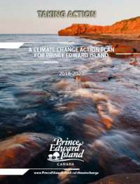 Cover thumbnail of PEI Climate Change Action Plan 2018-2023