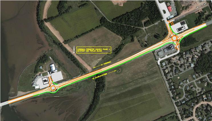 Cornwall Perimeter Highway Phase 1