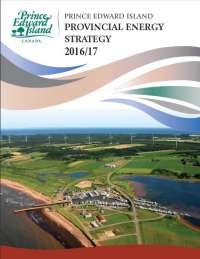 Cover of PEI Provincial Energy Strategy 2016/17