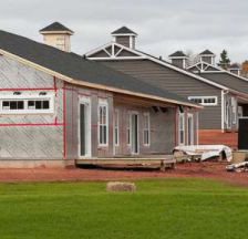 Energy efficient homes being built in PEI