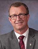 Minister Alan McIsaac