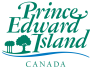 Wordmark of Government of Prince Edward Island