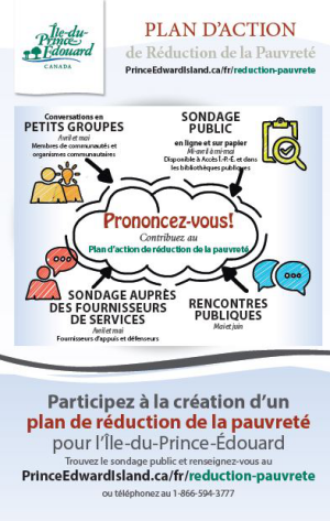 Poverty Reduction Action Plan poster