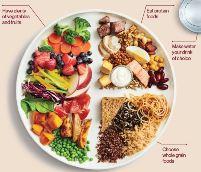 Screen shot of Canada's Food Guide