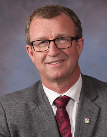 Image of Hon. Alan McIsaac