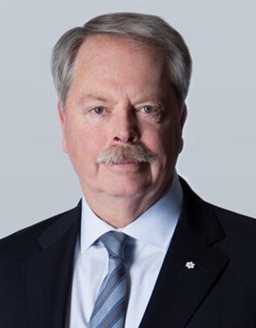 Derek Key, Health PEI Board Chair