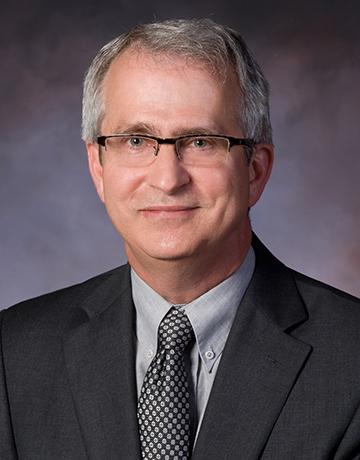 Keith Dewar, Interim Chief Executive Officer, Health PEI