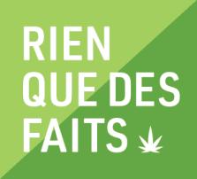 """Une icône graphique """"Rien Que Des Faits"""""""