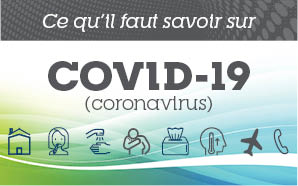 French logo for COVID-19 (en anglais seulement)