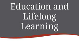 Education and Lifelong Learning