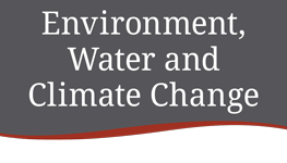Environment, Water and Climate Change