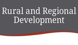 Rural and Regional Development