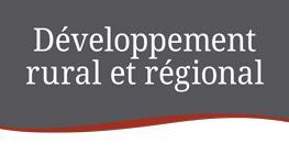 Rural and Regional Development