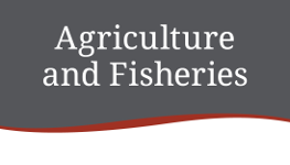 Agriculture and Fisheries department logo