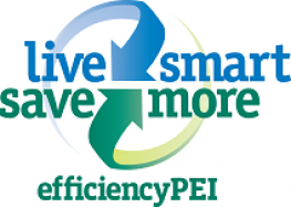 efficiencyPEI logo with text live smart save more