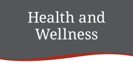 Health and Wellness department logo