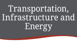 Transportation, Infrastructure and Energy department logo