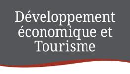 Développement économique et Tourisme