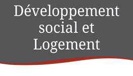 Développement social et du Logement
