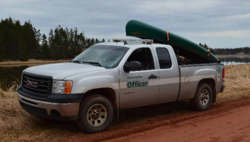 PEI Conservation Officers patrol the Island's natural spaces