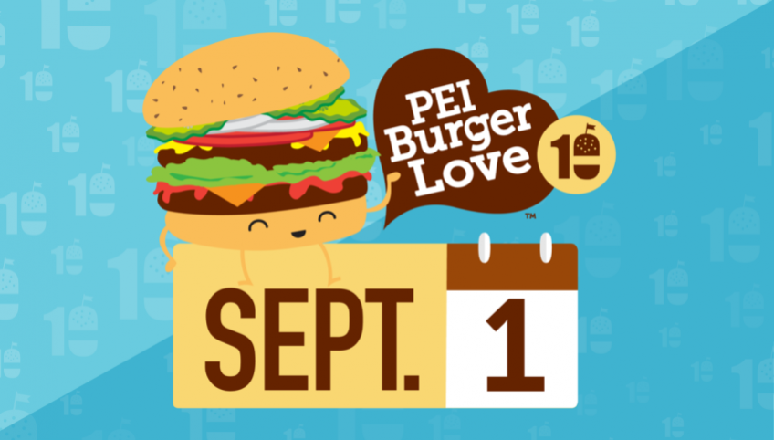 Graphic image for Burger Love 2020 by FreshMedia