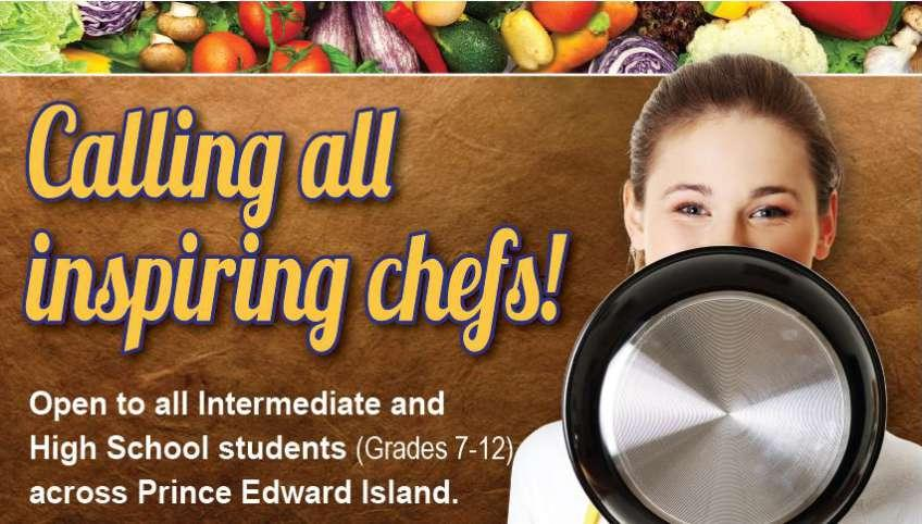 WI Island Product Cooking Contest poster