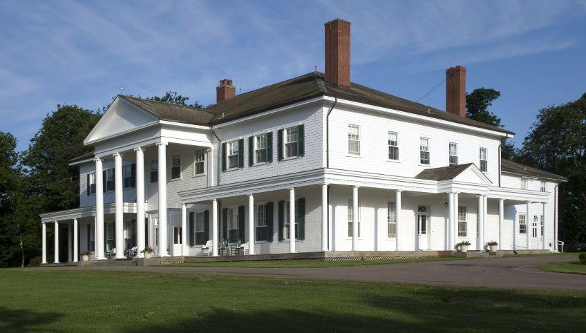 Exterior of Government House