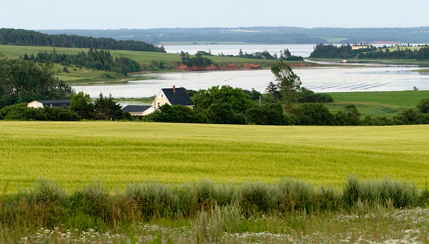 French River, PEI