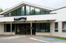 exterior of Access PEI Montague building