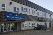 Sherwood Business Centre, 161 St. Peters Road, Charlottetown, PE