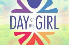 International Day of the Girl logo, courtesy of United Nations