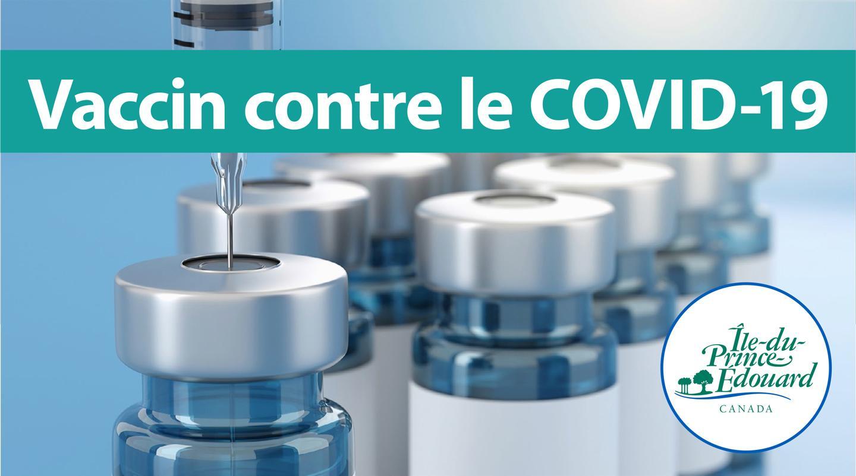 Bouteilles de vaccin COVID-19