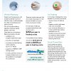 Thumbnail image of Winter Warming efficiency program brochure and application