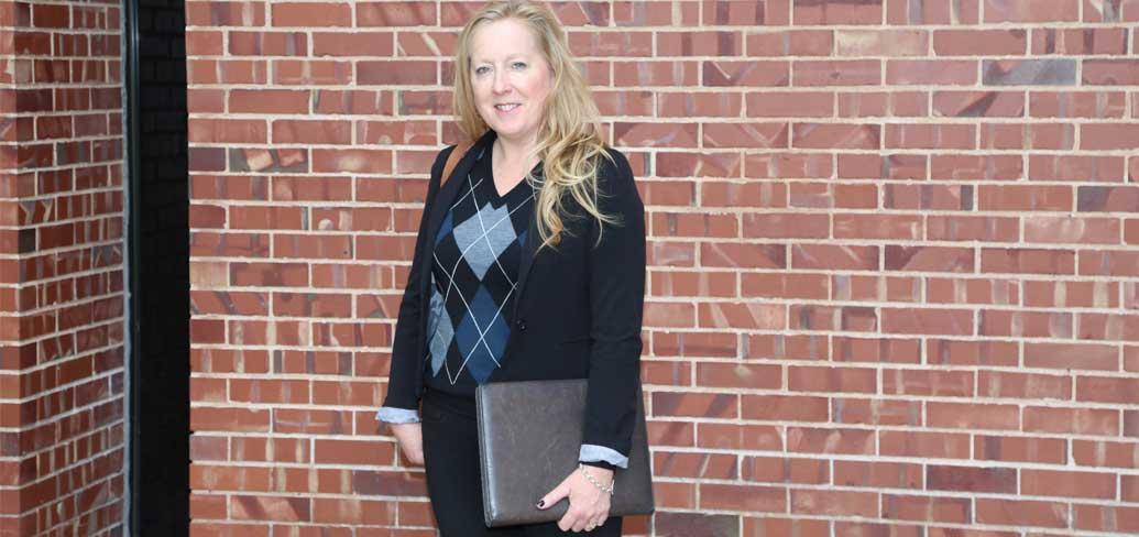 Catherine Chaisson is Prince Edward Island's new Childrens' Lawyer