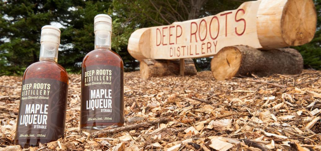 Deep Roots Distillery was one of this year's Ignition Fund recipients