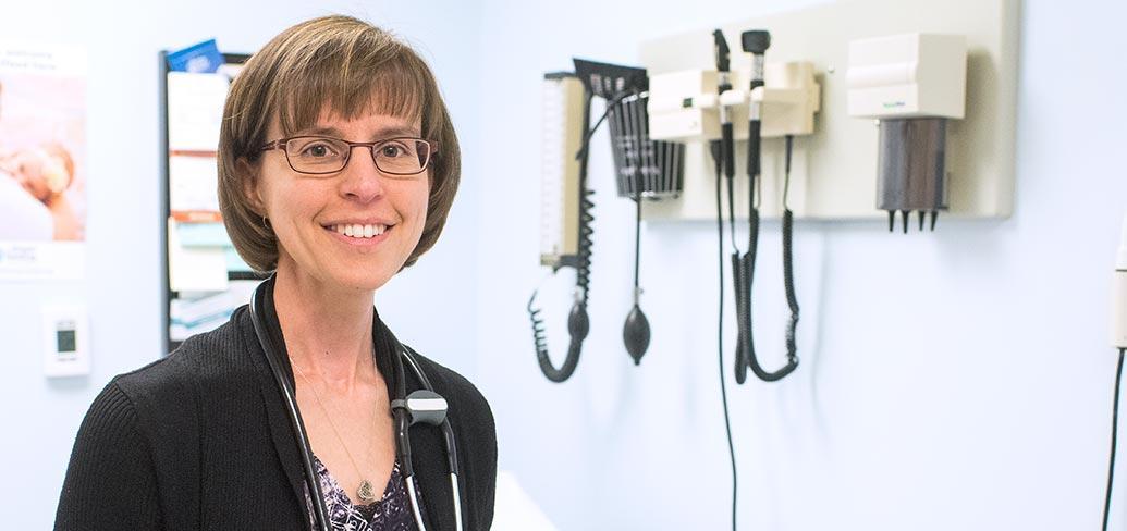 Dr. Nadine Arsenault-Samson