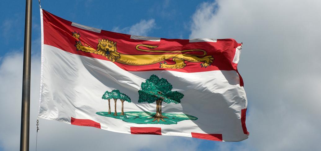 Prince Edward Island provincial flag