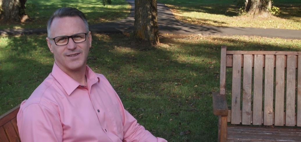 Greg Purvis, clinical psychologist, addictions
