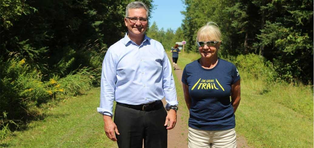 Confederation Trail celebrations August 26