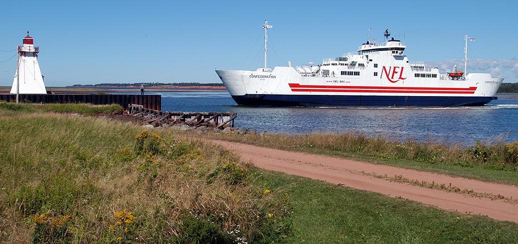 Wood Islands ferry