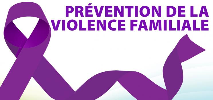Prévention de la violence familiale