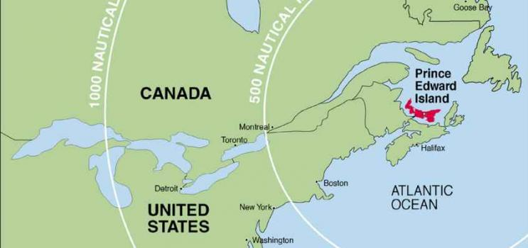 Where is Prince Edward Island Prince Edward Island
