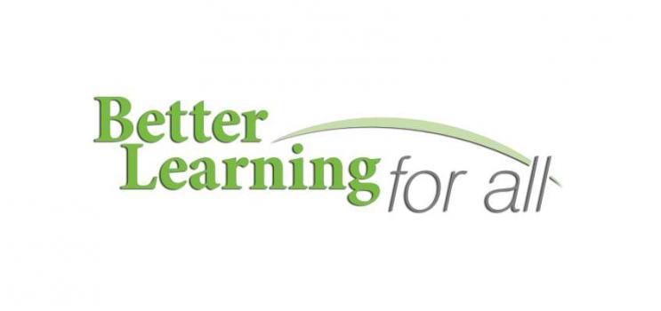 Better Learning for All logo